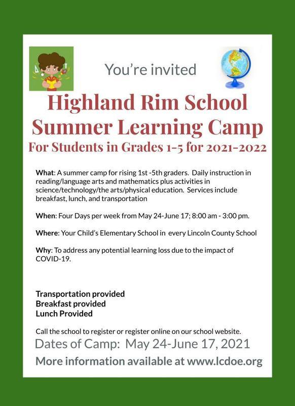 Summer Bridge Camp Information Featured Photo