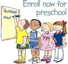 Preschool is now enrolling for the 2020/2021 School Year Featured Photo