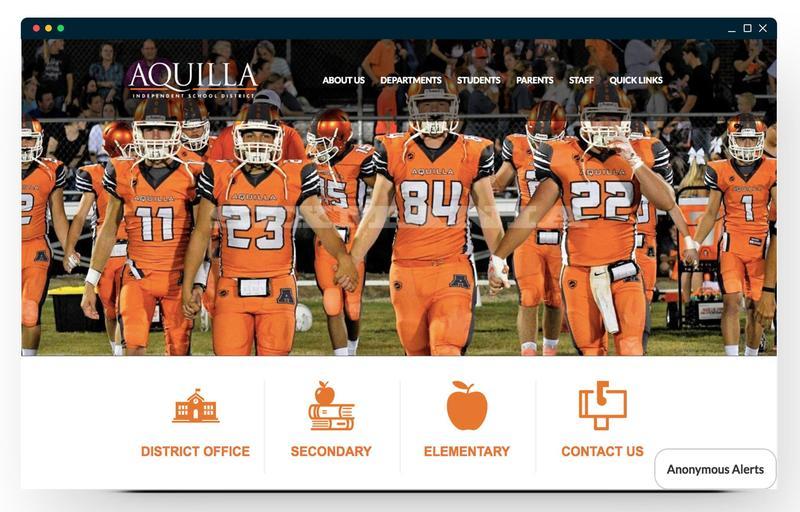 School Website Design of the Week: 2/14/19 Featured Photo