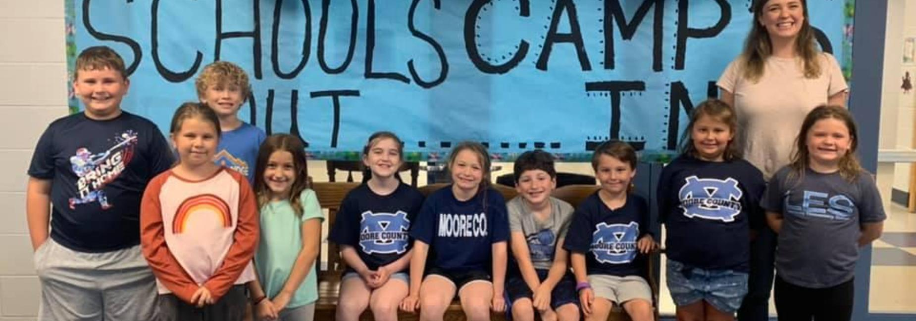 Summer Learning Campers