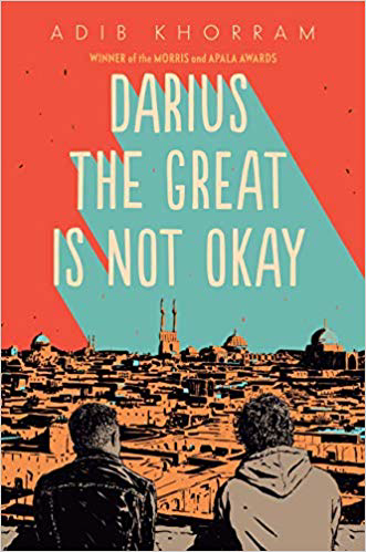 Book cover for Darius The Great Is Not Okay