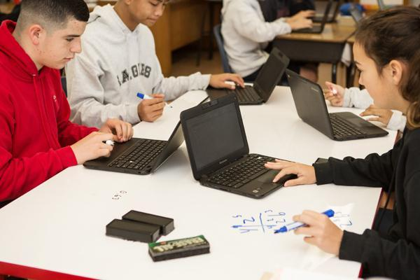 St. Irenaeus Students Exceed California Standards - Click Here Featured Photo