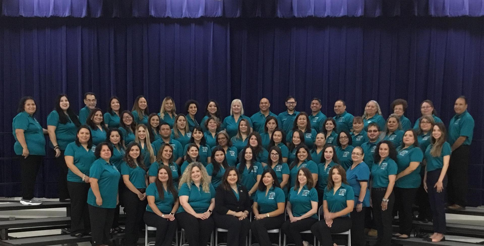 Eisenhower Staff Picture