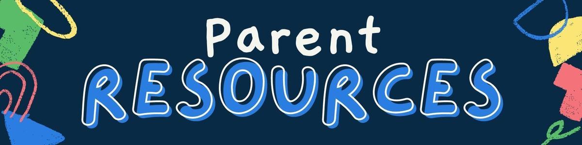 parent resources banner