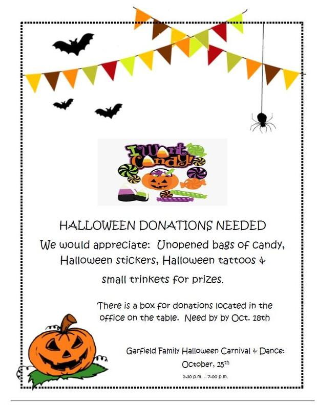 Halloween Donations Needed Featured Photo