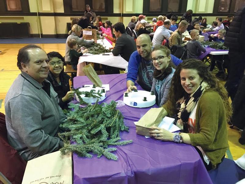 Sign up for our Advent Wreath Making Party! Featured Photo