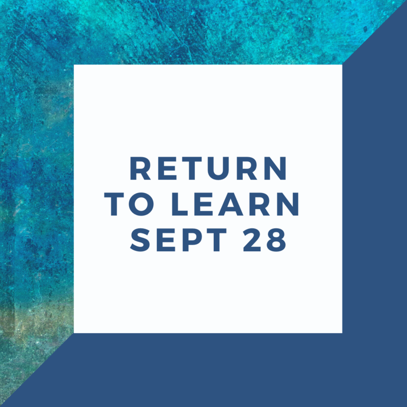 Return to Learn Guide: September 28th Return Featured Photo