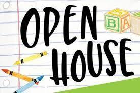 Come to our Open House, Tuesday, April 9th! Thumbnail Image