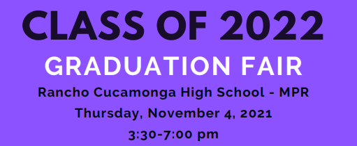 Class of 2022 Grad Fair