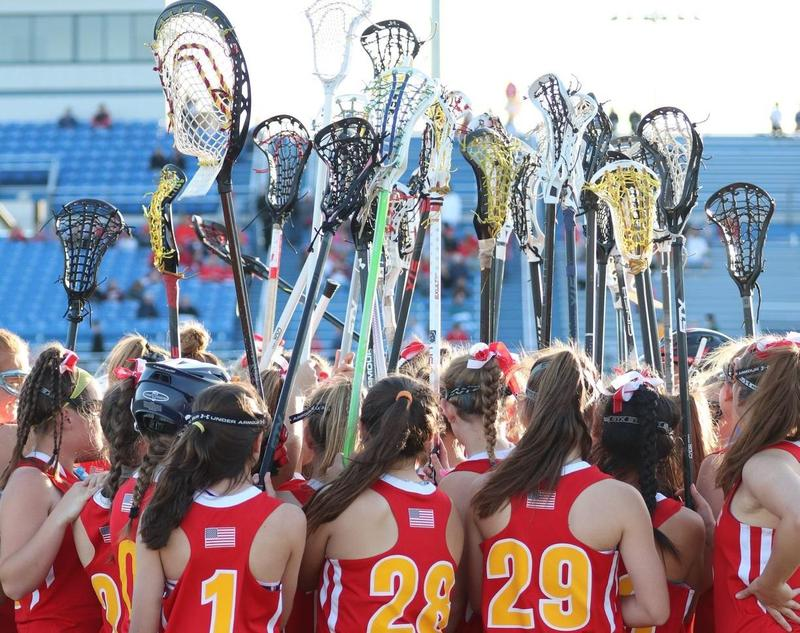 SHA Lacrosse Climbs to 16 on Nike/U.S. Lacrosse National High School Girls' Top 25 Featured Photo