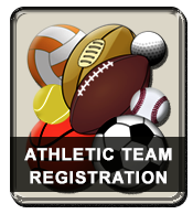 small icon with text 'Athletic Team Registration'