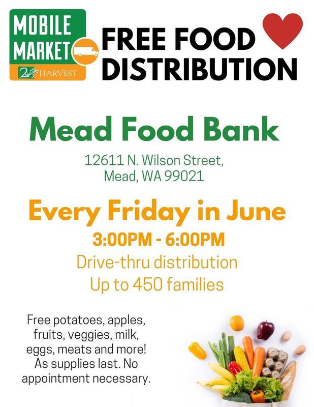 Mead Food Bank