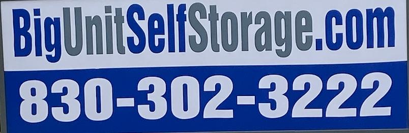 Big Unit Storage