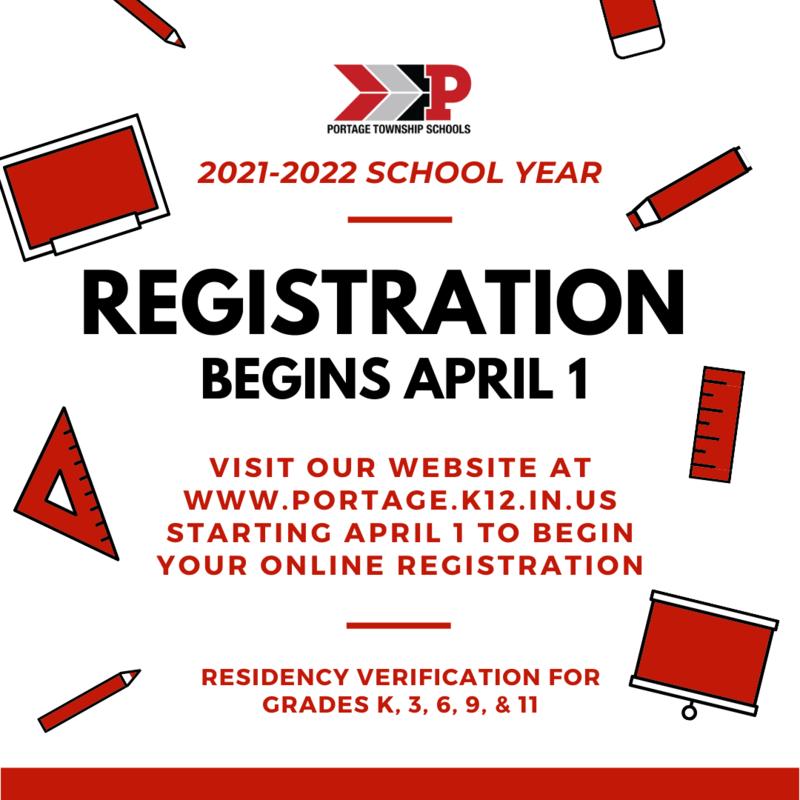 Flyer for 2021-2022 Registration