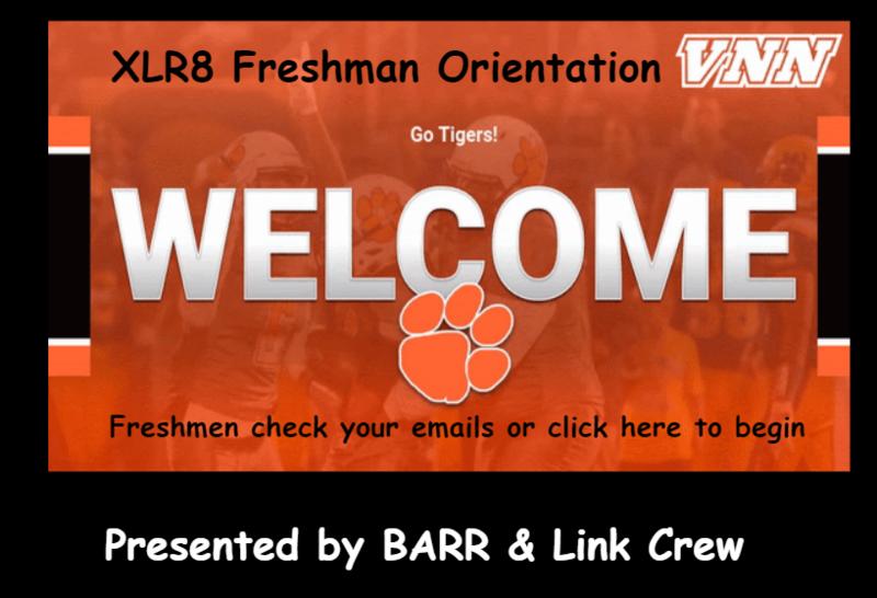 Welcome Orientation