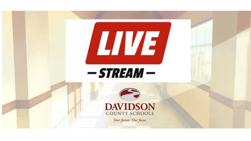 Board of Education Meeting - LIVE Stream