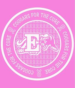 Cougars for the Cure logo