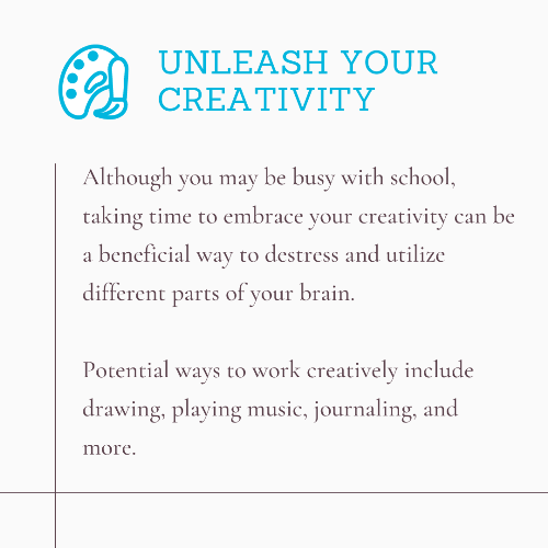 Distance Learning Tips - Unleash Creativity