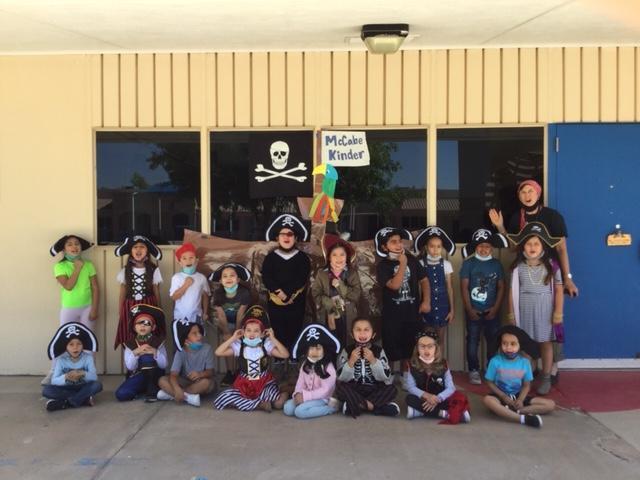 Mrs. Estrada's Kinder Class Takes on the Seas! Thumbnail Image