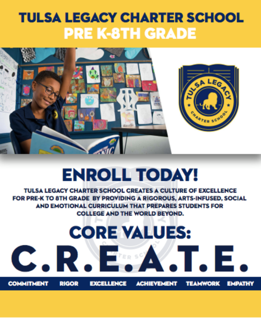 Enroll Today! Image