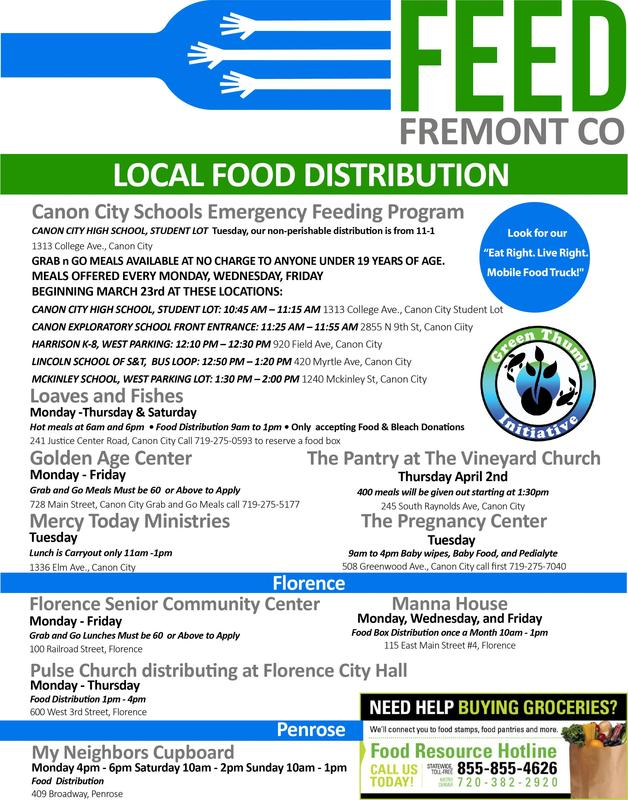 Feed Fremont County