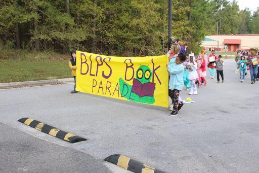 BLPS Book Parade