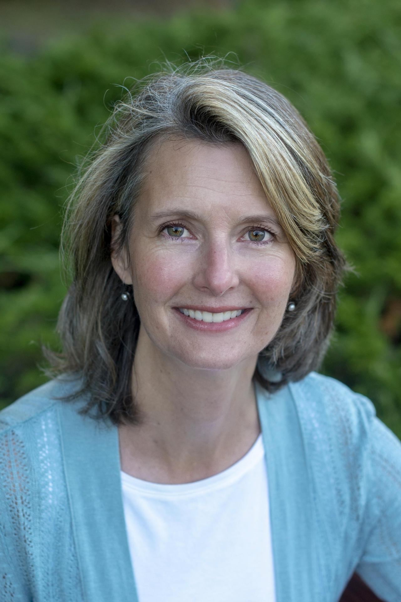 Director Michelle Herron