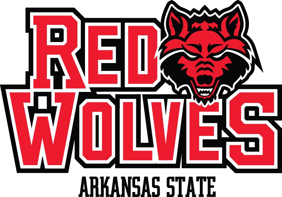 Arkansas State University Red Wolf