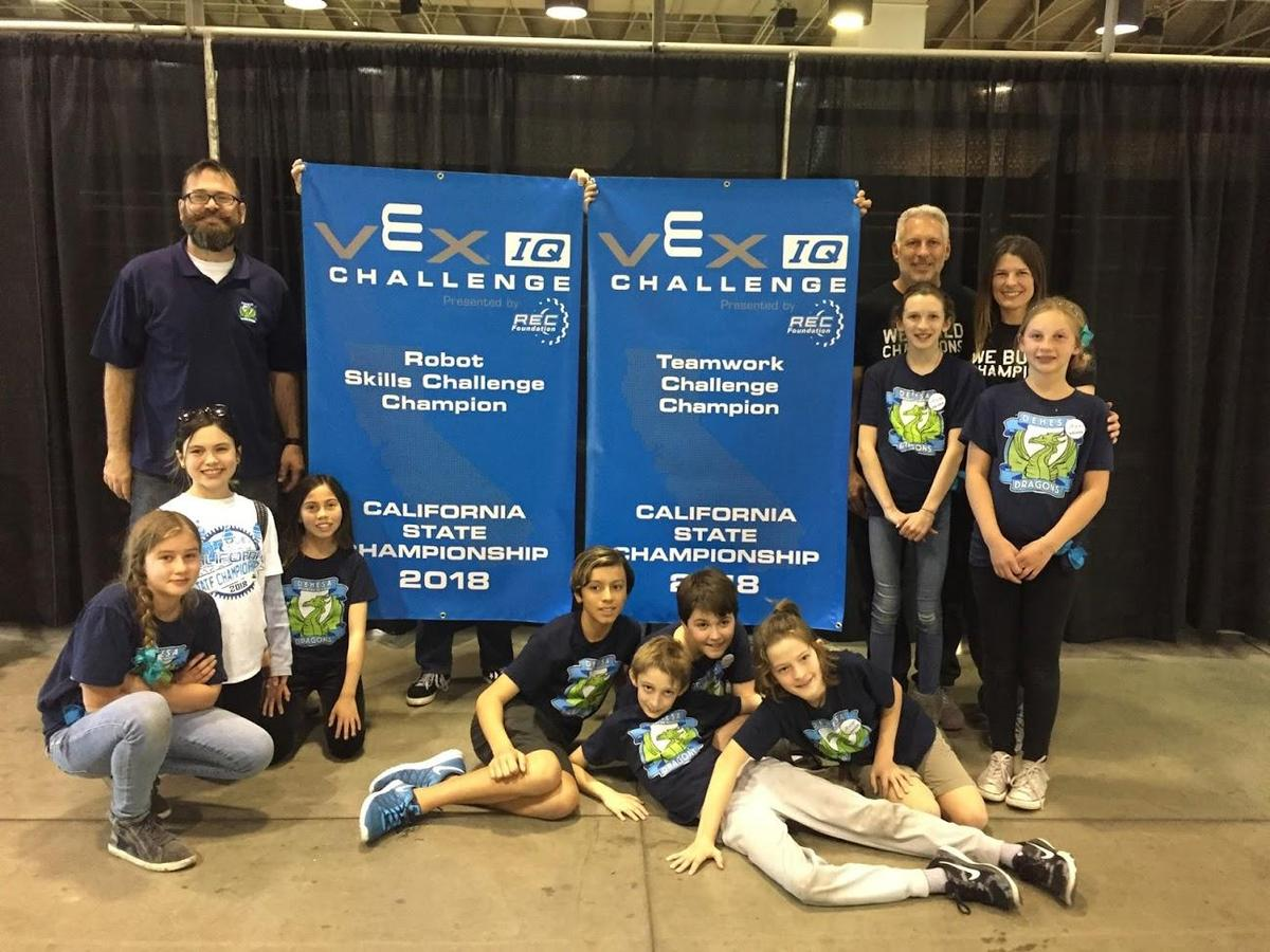 Robotics Teams