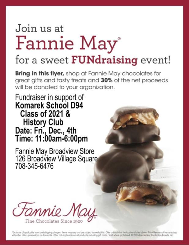 Fannie May Fundrasier Featured Photo