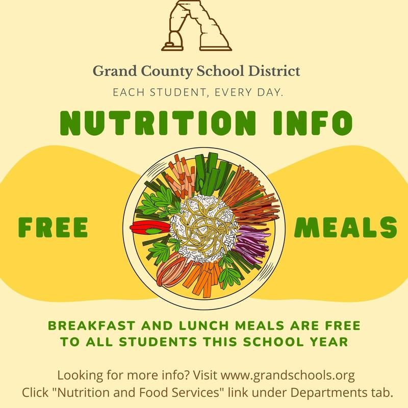 Free meals for students Featured Photo