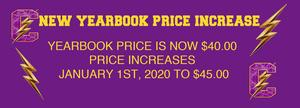 Yearbook Price $40.00