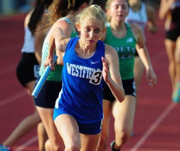 She also finished first at the Yale Invitational Girls 1600-meter, breaking the school record with her time of 5:00.86 on Jan. 13.