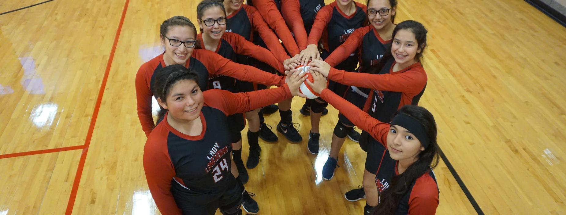 Longhorns volleyball team