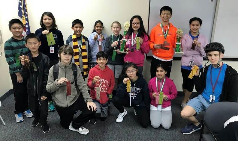 Math and Science teams bring home top team ribbons Featured Photo