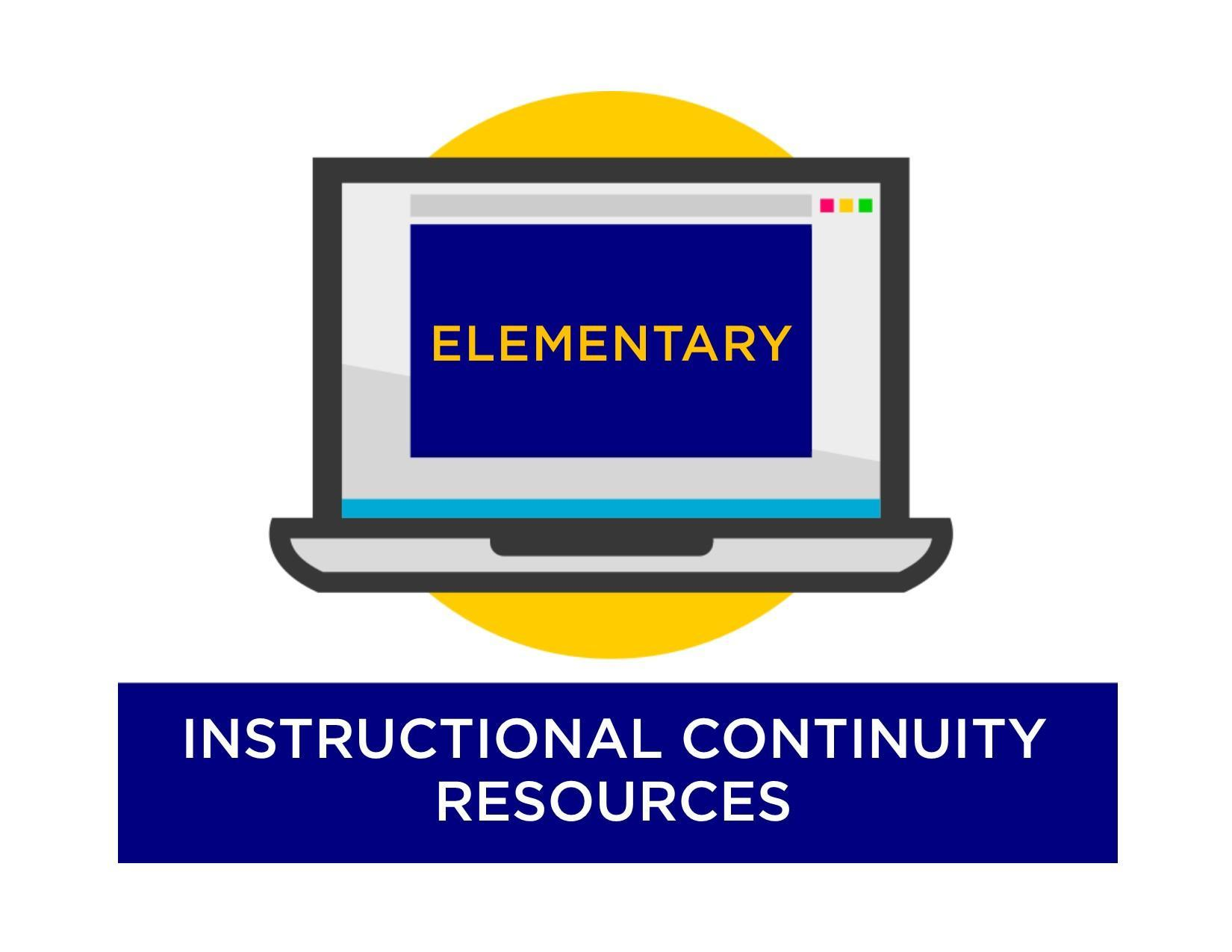 logo for online resources for elementary