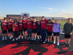 Unified Track and Field Team