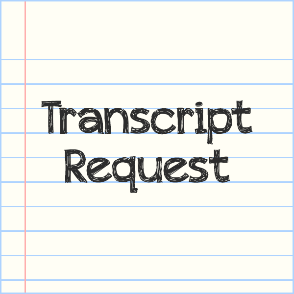 transcript request