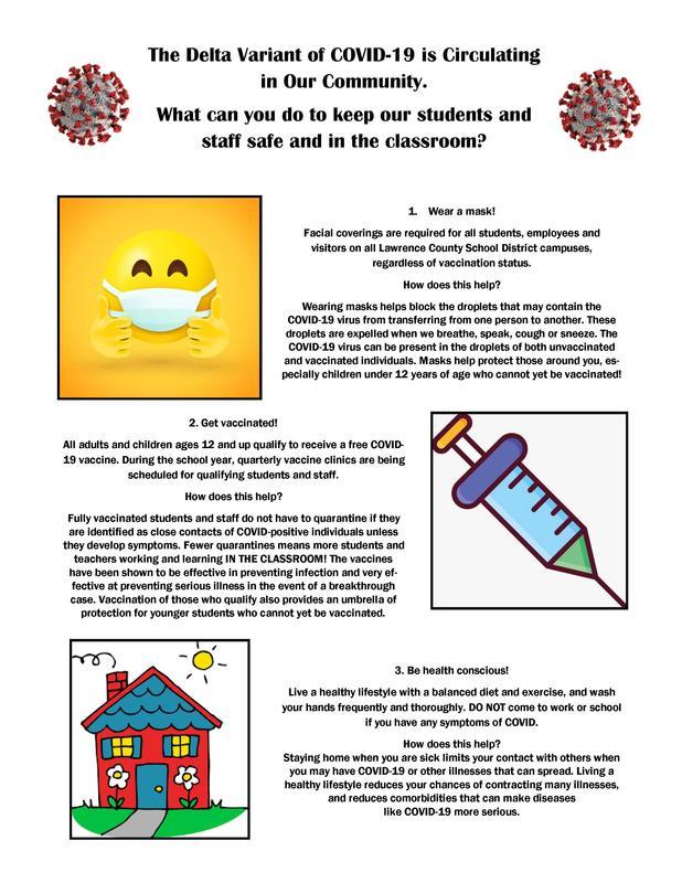 Covid Prevention Steps