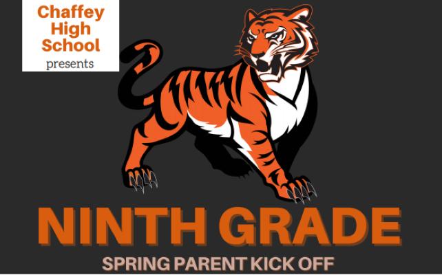 Chaffey High School Tiger Mascot