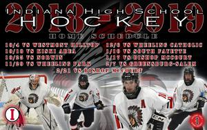 Hockey Home Game Schedule
