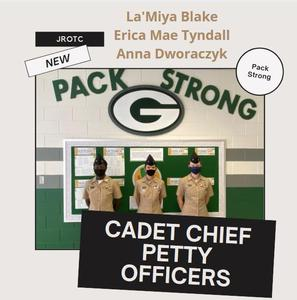 La'Miya Blake, Ericka Mae Tyndall, Anna Dworaczyk