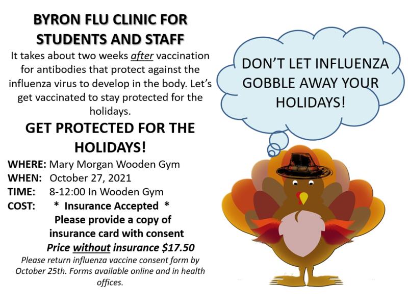 Flu Clinic Image