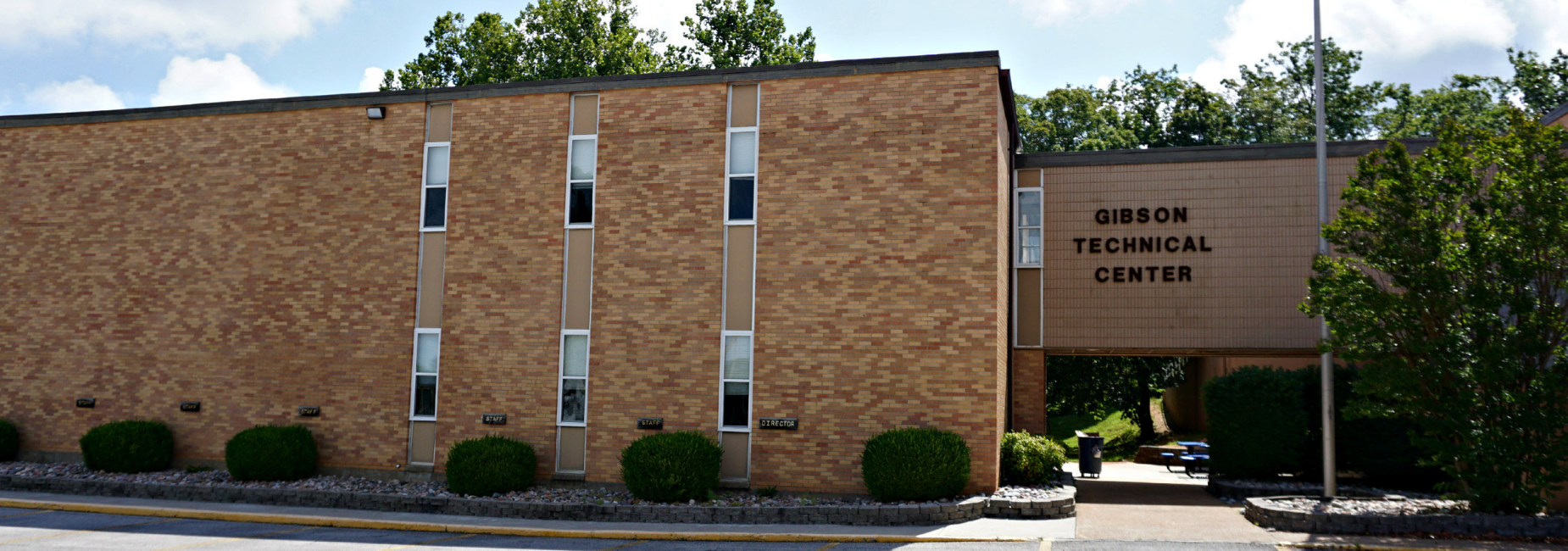 picture of gibson tech building