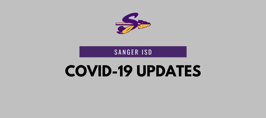 Sanger ISD Covid-19 Updates