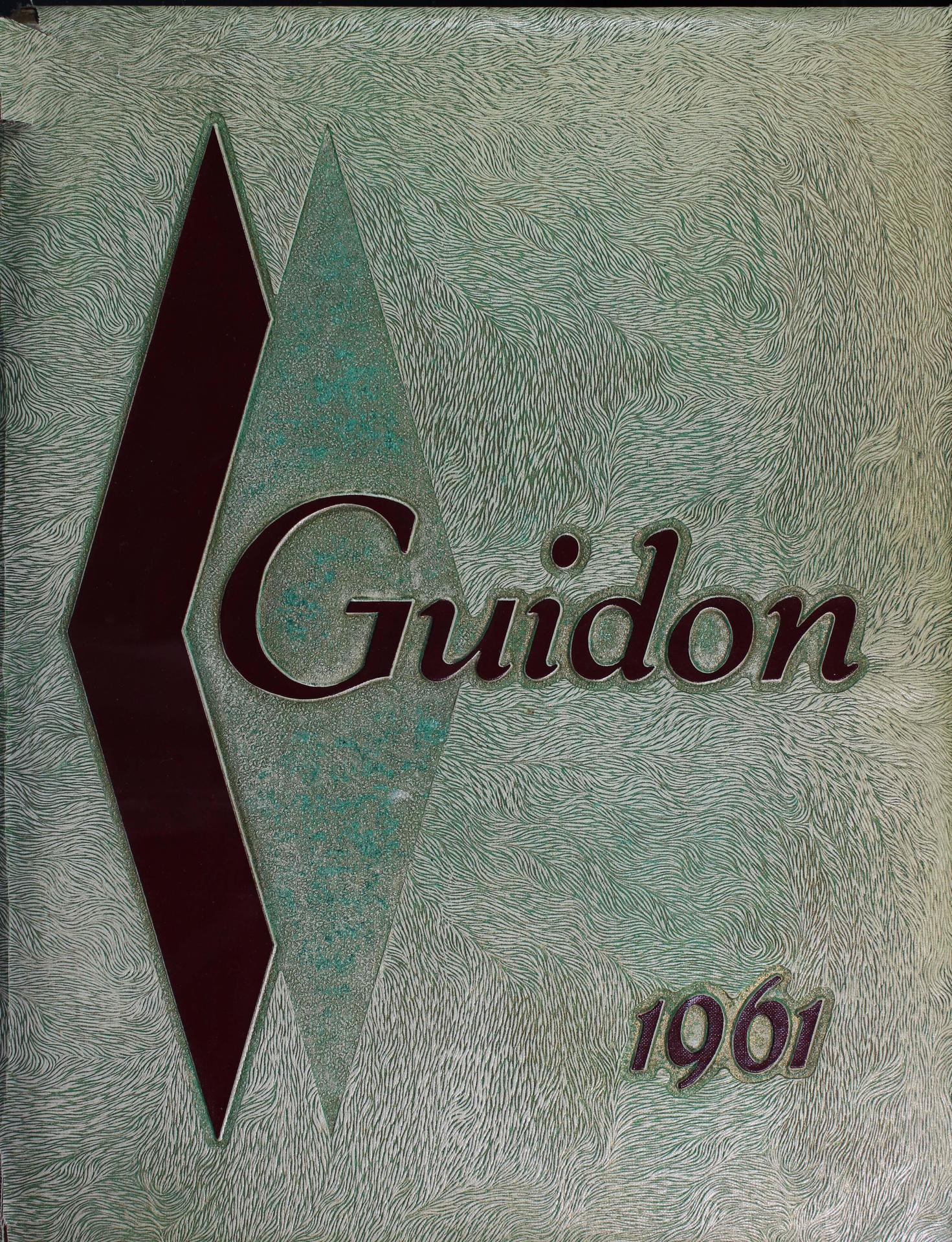1961 CBC Yearbook