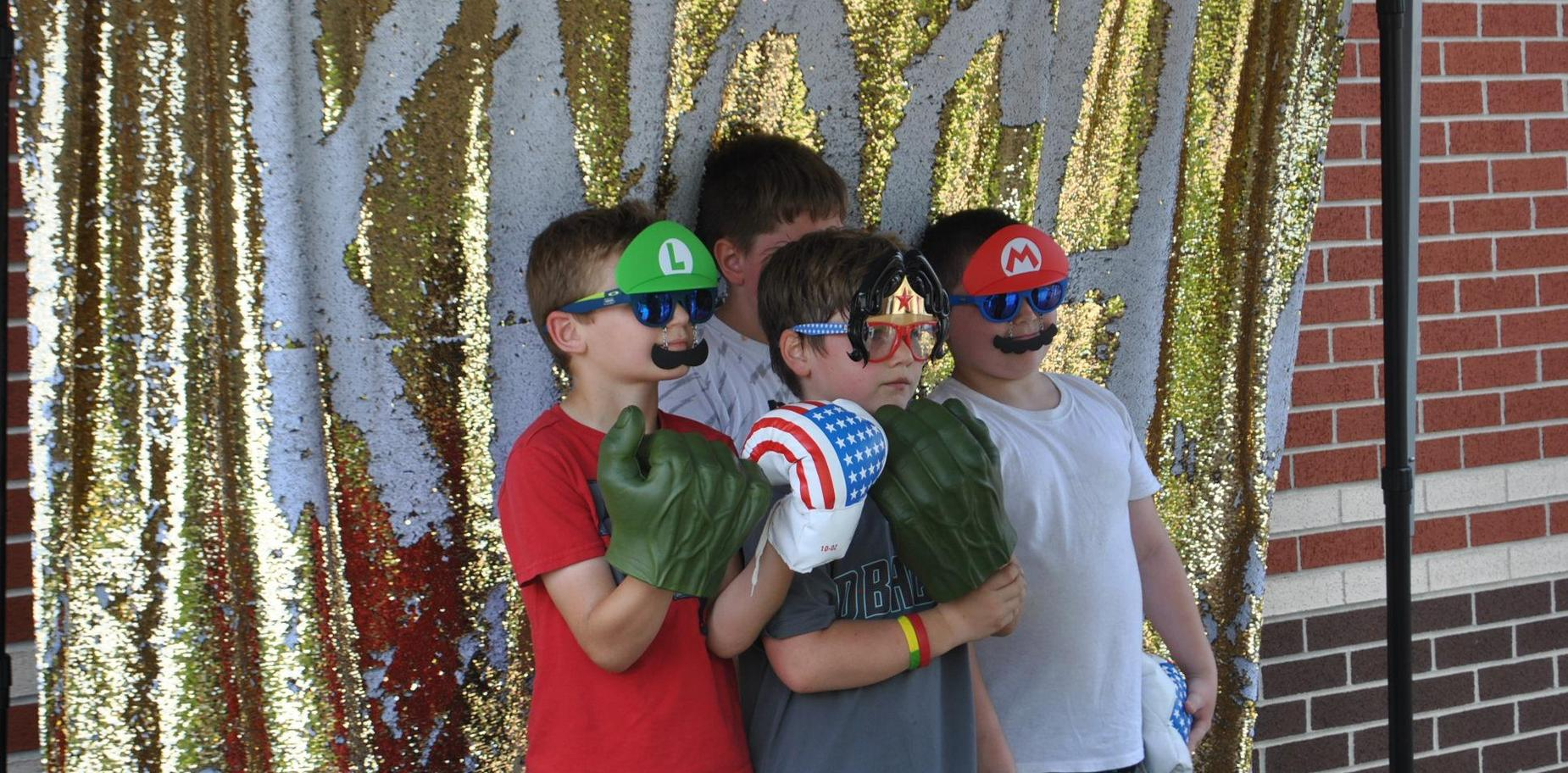 SBPS Photo Booth