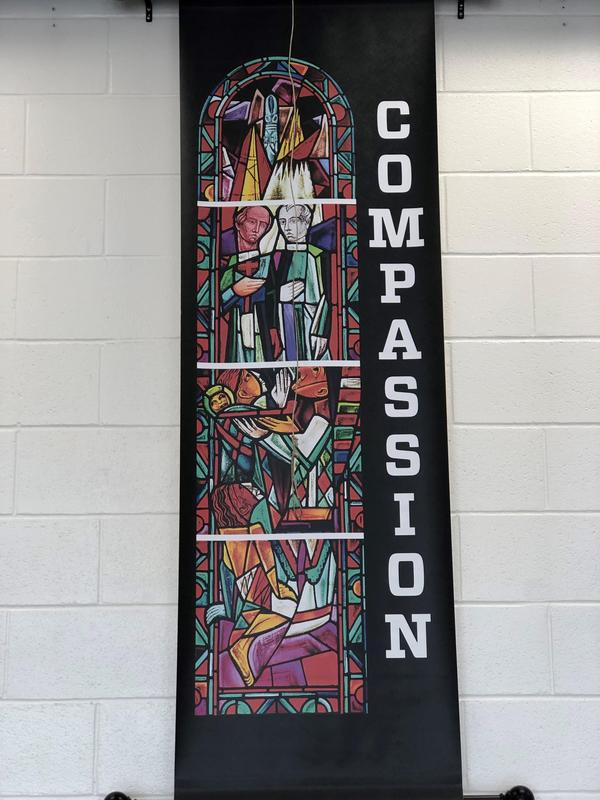 New Compassion banner