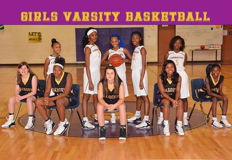 Girls Varsity Basketball Team