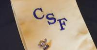 CSF Sash